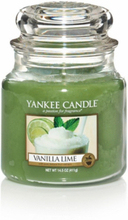 Yankee Candle Classic Small Jar Vanilla Lime Candle 104 g