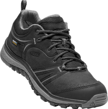 Keen Terradora Leather WP Shoes Dam black/steel grey 2019 US 6,5   EU 37 Vandringsskor