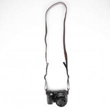 Kamerarem 16mm Classic Brun Läder