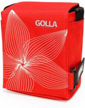Axelväska DSLR G864 Röd