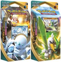 Pokemon Sword & Shield 3 Darkness Ablaze Theme - Pakke med 60 samlekort
