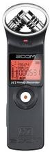 Zoom H1 version 2 Ljudinspelare. Portabel ljudinspelare