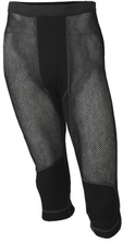 Aclima Woolnet Knees Herr Black S 2020 Underkläder för träning
