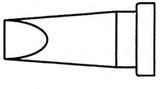 Weller Mejsel-lödspets till Weller WS81 2,4 mm. Ex