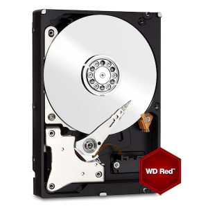 "WD Red Intern harddisk 3,5"" 2 TB"