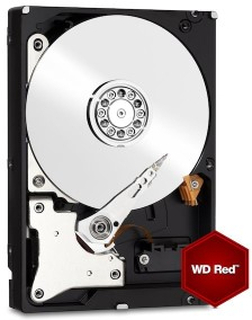 WD Red Intern harddisk 3,5
