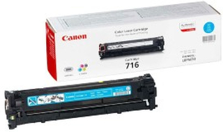 Canon Canon toner 716C - Cyan