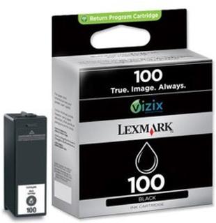 Lexmark 100 - Svart