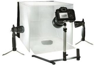 Camlink Ljustält för produktfotografering LED