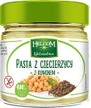 Helcom Pasta z ciecierzycy z kuminem 190 g
