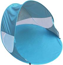 UV-tält m ventilation