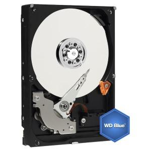 """WD Blue Intern harddisk 3,5"""""""