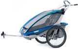 Thule Chariot CX2 + Cycle Kit Blue (10101325) 2016