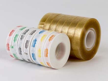 Tape+papir t/Novem Inno Sealer 1 rul klar/1 rul papir