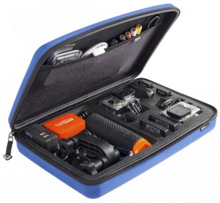 SP Gadgets GoPro POV Case 3.0 Large Blue (SP52041) 2015 Kameraväskor