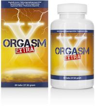 Orgasm Extra Erektionshjälp 60 caps