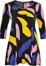 Dress lurex ZEBRA 38/40 black