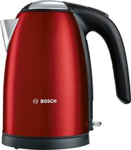 Bosch TWK7804 Vedenkeitin 1,7L Punainen