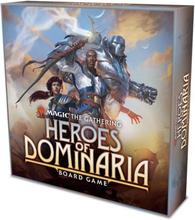 Magic The Gathering - Heroes of Dominaria Brädspel 2-4 Spelare