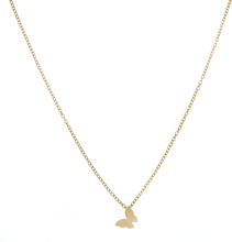 Cu Jewellery Butterfly Neck 40-45 Gold