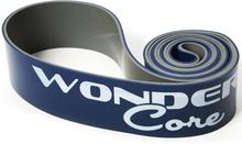 Wonder Core Träningsband 6,4 cm marinblå och grå WOC049