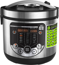 Multicooker Rice Cooker 17 in 1 DIY Functions Soup Stew Porridge 5L Electric Rice Cooker Cooking Pot Food Steamer ForMe FMC5171