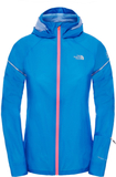 The North Face W's Storm Stow Jacket Bomber Blue 2