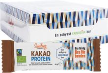 Eko Hel Låda Proteinbars Kakao 20 x 45g - 34% rabatt