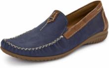 Loafers från Gabor Comfort blå