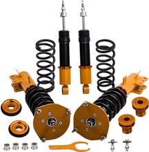 Compatible for Volvo S70 98-00 Adj. Damper Shock Absorbers Strut Coilovers Suspension Kits