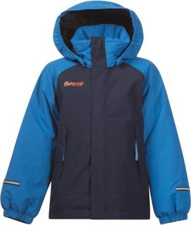Bergans Kids Storm Insulated Jacket Lt SeaBlue/Navy 80 2016 Skijakker