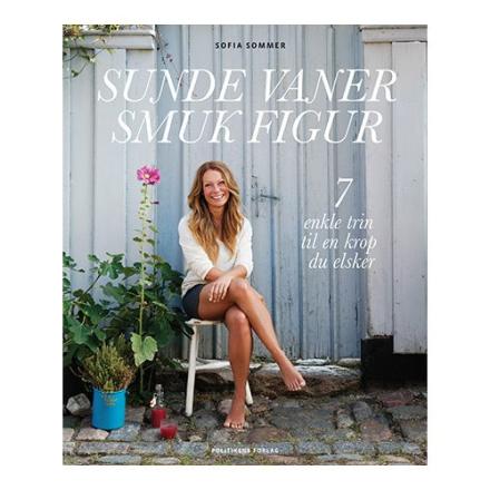 Sunde vaner smuk figur BOG Forfatter Sofia Sommer, 1 stk