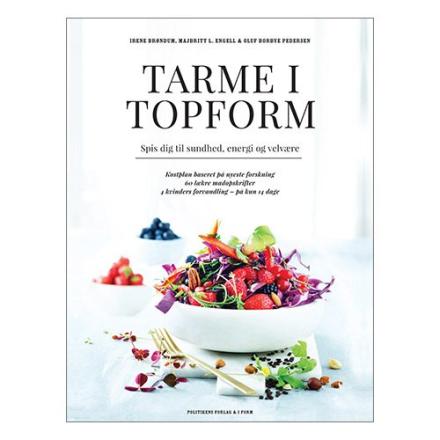 Tarme i topform bog Forfatter: Irene Brøndum, Majbritt L. Engell og, 1 stk