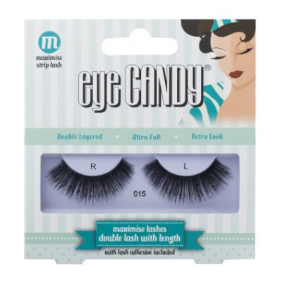 Eye Candy 50's Style False Lashes 015 1 kpl