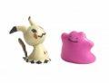 Pokémon Battle Pack Figur - Mimikyu Og Ditto - 5 Cm - Gucca