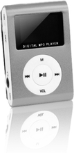 Setty MP3-Spelare Silver