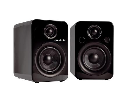 BREEZE XL Svart - Aktiva högtalare