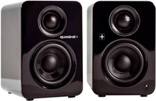 BREEZE L Svart - Aktiva högtalare