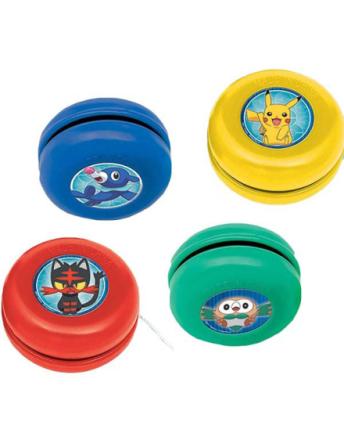 12 stk Jojo - Pikachu og Pokémon-Venner