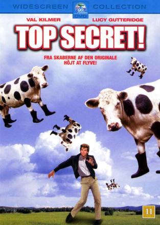 Top Secret - DVD