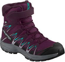 Salomon Junior Xa Pro 3d Winter Ts Cswp Barn Vinterkängor Lila 32
