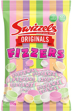 Swizzels Fizzers Originals 170 gram
