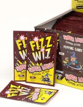 50 stk Fizz Wiz Popping Candy med Cola Smak 245 gram