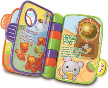 Vtech - Baby Rhyme and Discovery Book (Danish) (950-138332)