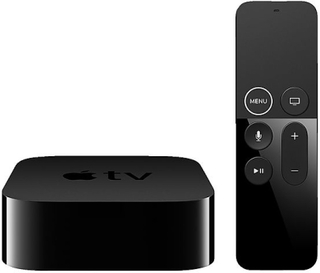 Mediaspelare Apple TV 4K