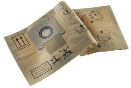 Nilfisk-Frithiof Filterposesett til Centix 20 - 3 stk.
