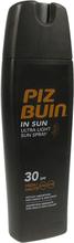 Köp In Sun Spray, 200ml Piz Buin Solskydd fraktfritt