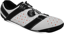 Bont Vaypor + Road Shoes - EU 42 - White/Black