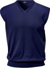Ärmlös pullover 18053-27 Bomull