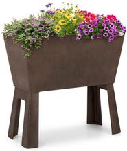 Mammutgrow högbädd 75 x 70 x 35 cm UV- och frostskydd brun